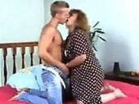 Mature Woman And Young Boy 16