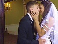 Blonde Milf Teaches A Bride How To Pleasure Horny Men