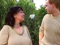 Garden Granny And Younger Guy 03 Free Porn F7 Xhamster