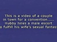 Cuckold Husband Hires A Male Escort For His Wife Part 1