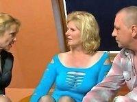 2 Older German Women And A Guy Having Fun Free Porn A9