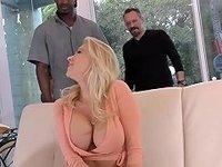 Katie Morgan Interracial Cuckold Sessions Free Porn 33